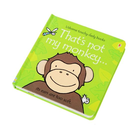 Hot Children Hard Cover Book with Matte Lamination
