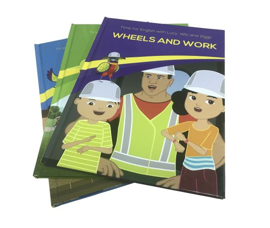 Education Children Book Printing for Learning English