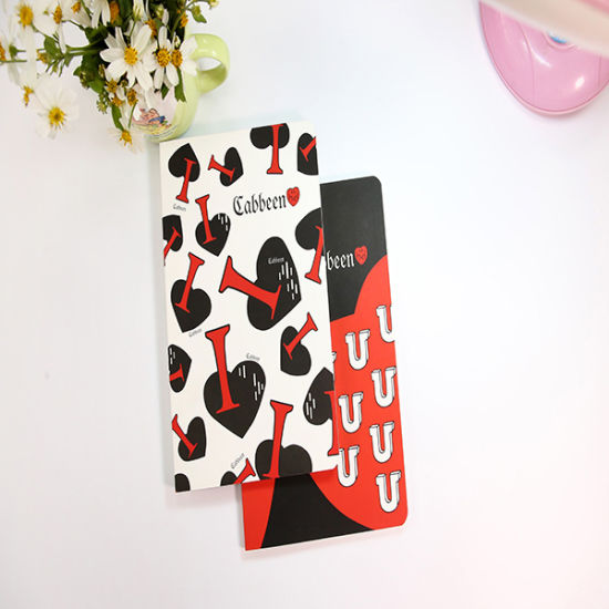 Custom Lovely Color Printing Notebook