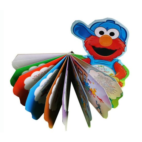 New Design Children Book Printing / Printing Children Board Book