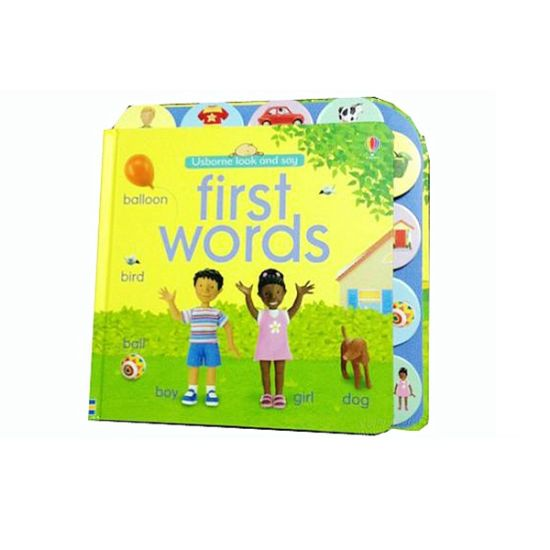 Custom Cartoon Board Book Printing