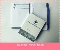 Custom Small Portable Notebook Printing