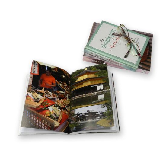 Custom Catalog Book Printing (OEM-BP005)