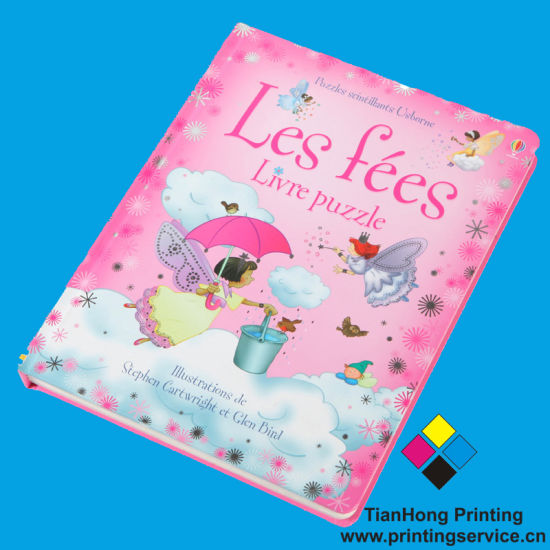 Children Board Books (OEM-BD004) , Book Printing. Board Book Printing