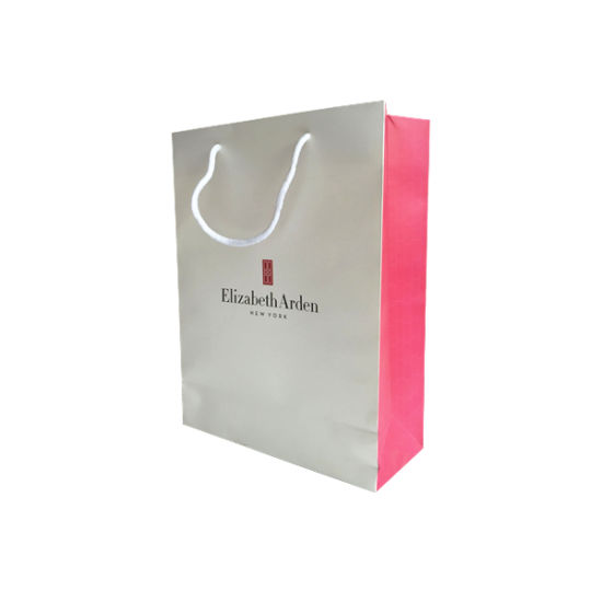 Fashion Style Custom Paper Bag with Logo Printing