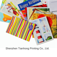 Paper Card Printing Services (OEM-CR003)