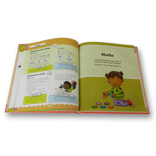 Children Hardcover Book Printing, Book Printing for Children