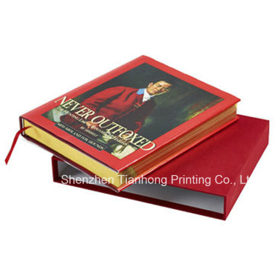 Casebound Book Printers, Book Printing Company (OEM-HC012)