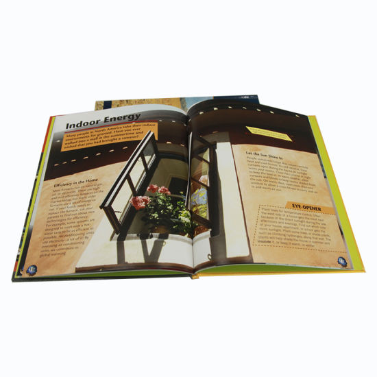 Educational Book Printing/Printing Service/High Quality Book Printing