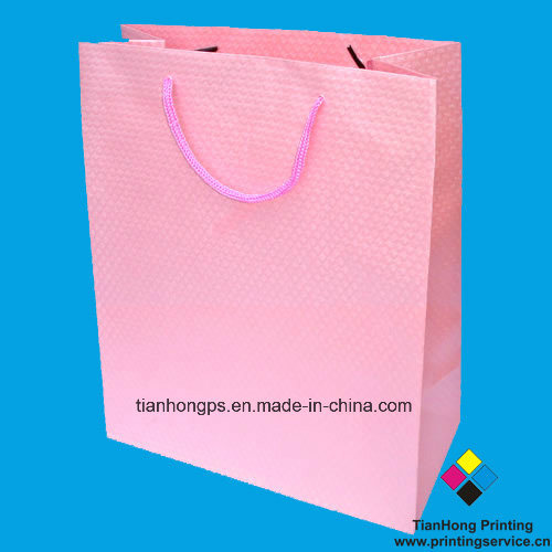 Paper Bags, Shopping Bag Printing (OEM-PB001)