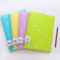 Plastic Comb Binding Notebook, Diary for Office and School